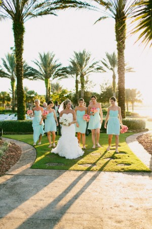 Bridal party - Bluespark Photography