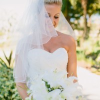 Bridal portrait - Bluespark Photography