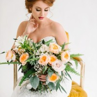Bridal portrait - ALI SUMSION PHOTOGRAPHY