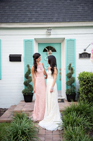 Bridesmaid photo idea - Kristen Weaver Photography