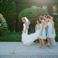 Bridesmaids photo ideas - Bluespark Photography