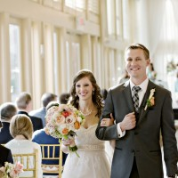 Church wedding ceremony -Andie Freeman Photography