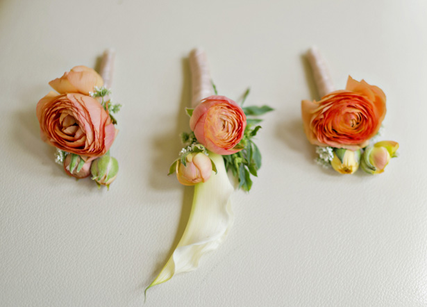 Floral wedding decorations - Andie Freeman Photography