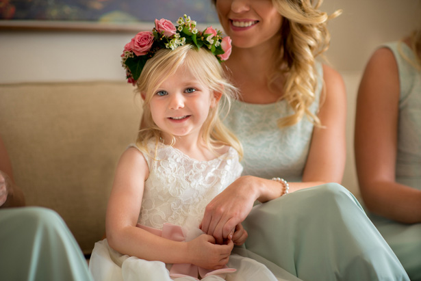 Flower girl - Michael David Photography