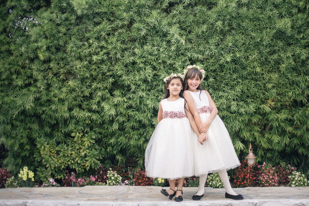 Flower girls -Melvin Gilbert Photography
