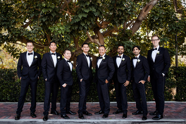 Groomsmen photo ideas - William Innes Photography