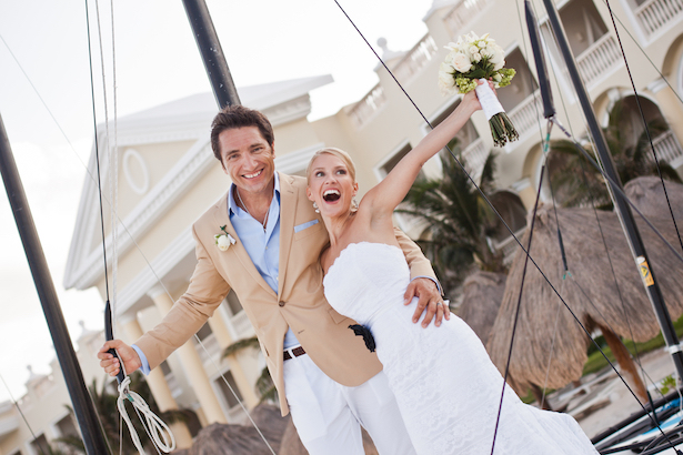 Iberostar Beach Wedding