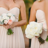 Light beige bridesmaid dresses - Vitaly M Photography