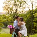 Outdoor engagement - Caitlinn Mahar-Daniels Photography