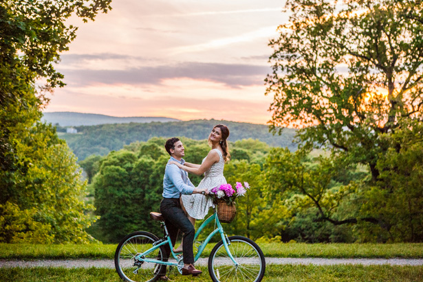 Park engagement pictures - Caitlinn Mahar-Daniels Photography