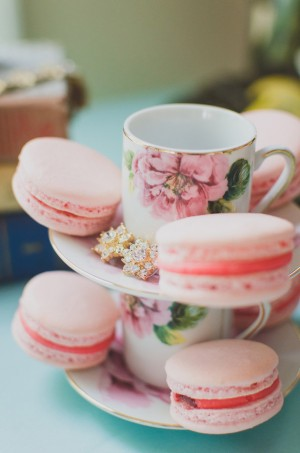 Pink macaroons - Paper Ban Photography