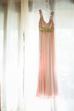 Pink wedding dress - Madison Baltodano Photography