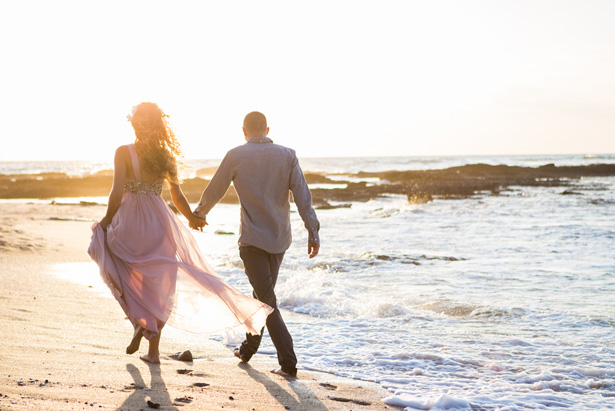Sunset Beach Elopement