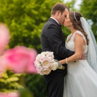 Romantic wedding picture - Michael David Photography