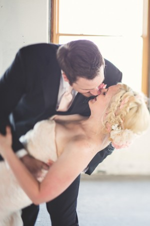 Romantic wedding picture - Emily Joanne Wedding Films & Photography