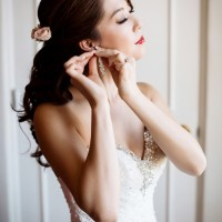 Sophisticated bride - William Innes Photography
