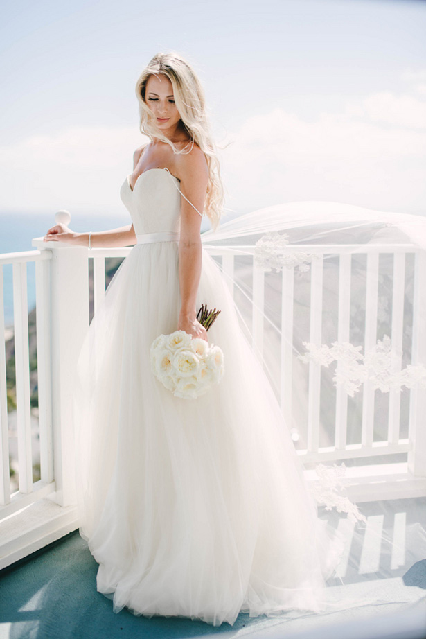 Elegant Beach Wedding Belle The Magazine