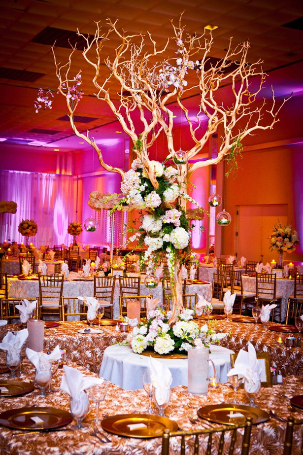 Unique wedding centerpiece ideas brett charles rose