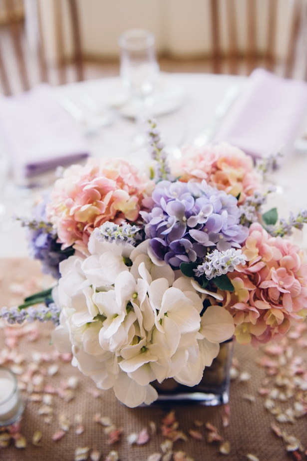 Wedding Centerpiece - Bryan Sargent Photography