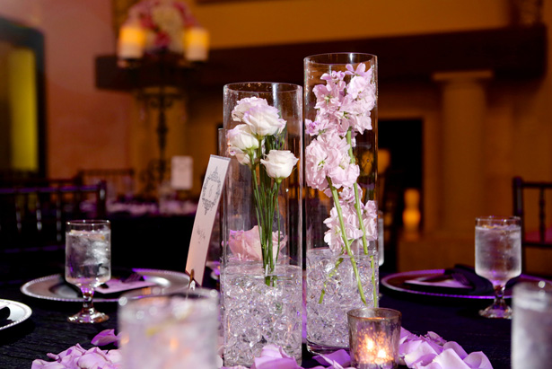 Wedding Floral centerpiece - Fairy Tale Photography
