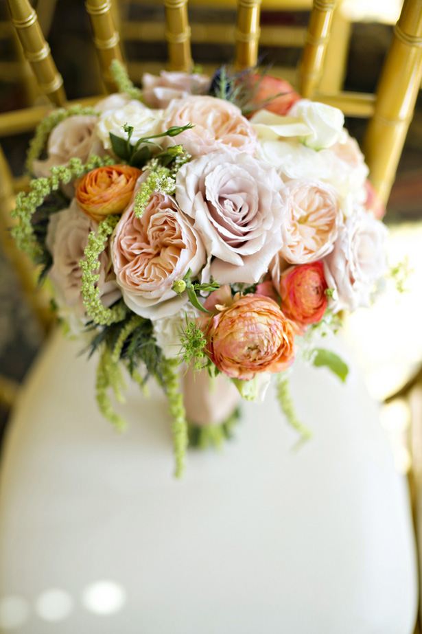 Elegant Spring Wedding