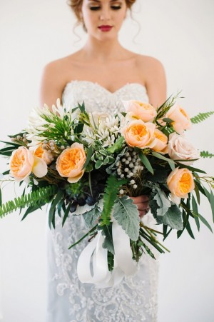 Wedding bouquet - ALI SUMSION PHOTOGRAPHY