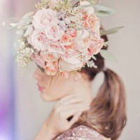 Wedding bouquet - Millie B