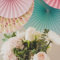 Bridal Shower Decor - Paper Ban Photography