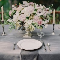 Wedding centerpiece - Melanie Gabrielle Photography