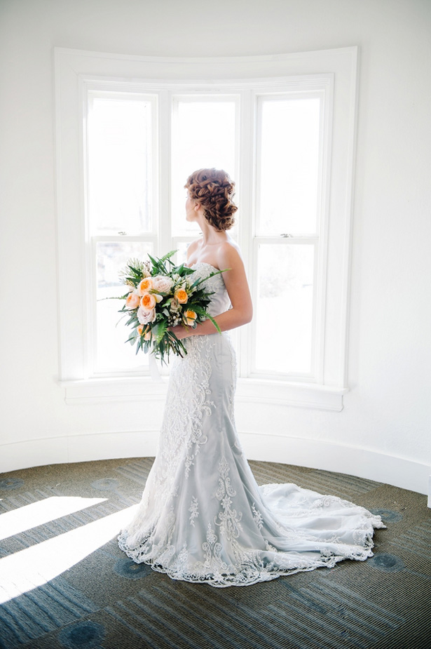 Wedding dress - ALI SUMSION PHOTOGRAPHY