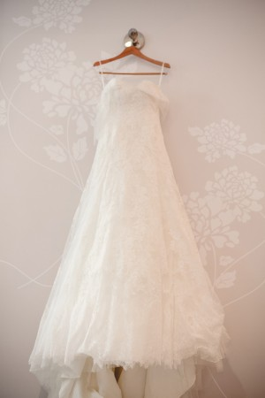 Wedding dress - Mike Adrian Photography