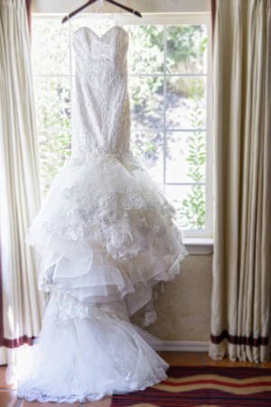 Wedding dress - William Innes Photography