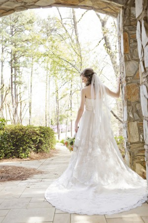 Wedding dress - Andie Freeman Photography