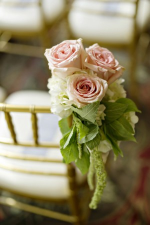 Wedding floral decorations -Andie Freeman Photography