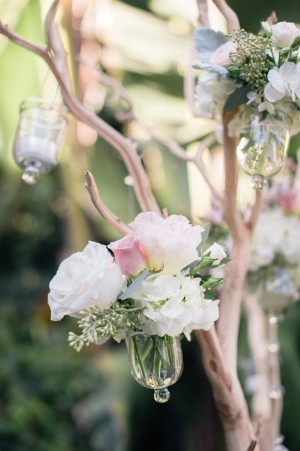 Wedding floral decorations -Melvin Gilbert Photography