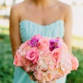 Wedding bouquet - Bluespark Photography