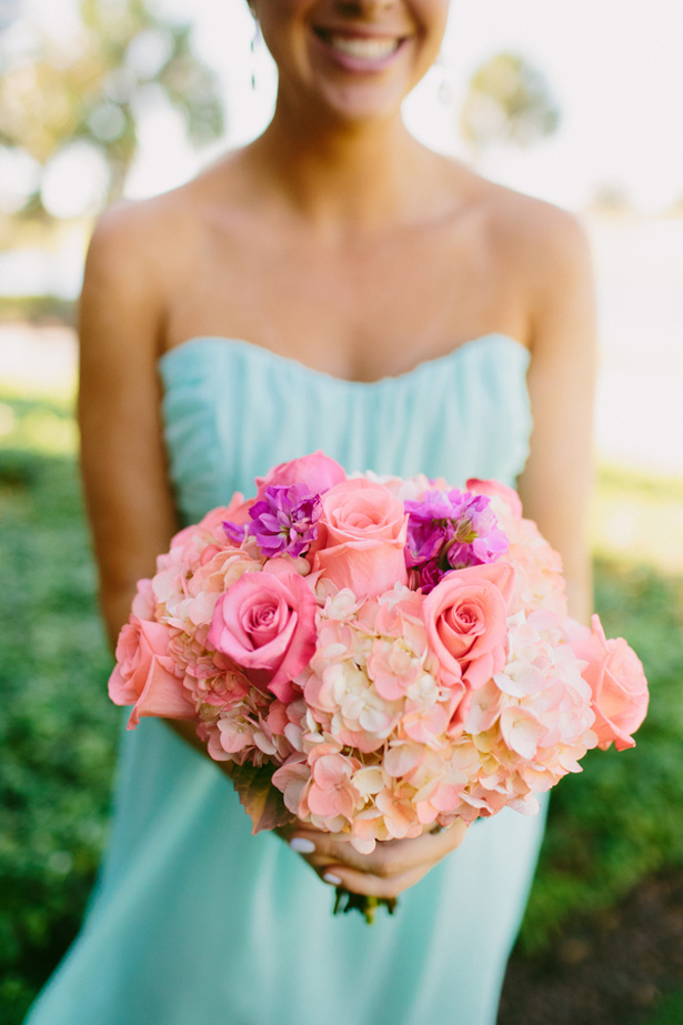 Classic and Colorful Country Club Wedding