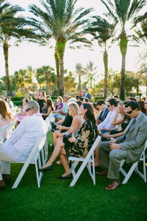 Wedding guests - Bluespark Photography