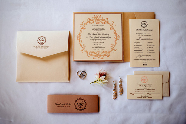 Wedding invitations - Emily Joanne Wedding Films & Photography
