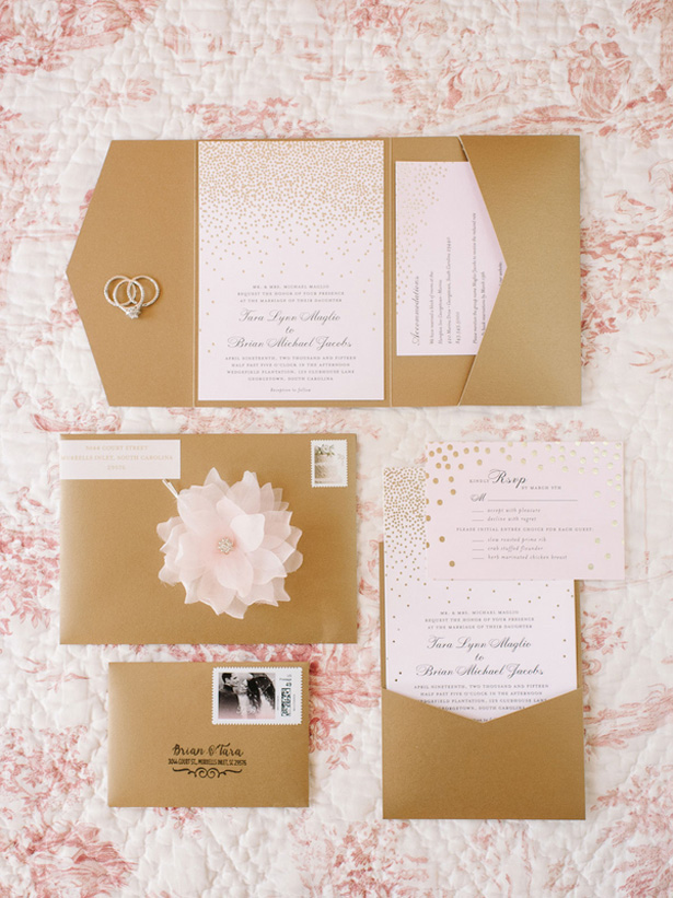 Wedding invitations - Pasha Belman Photography