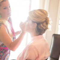 Wedding makeup - Jeramie Lu Photography
