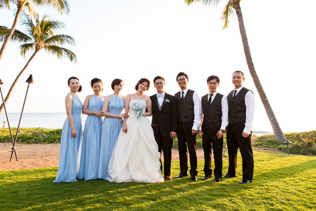 Wedding party photo idea - Mike Adrian Photography