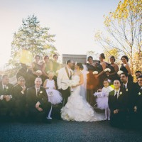 Wedding party photo - RM Digital Photography