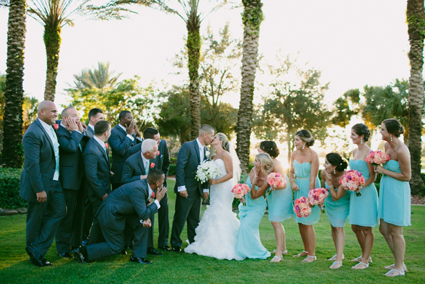Colorful Wedding - Bluespark Photography