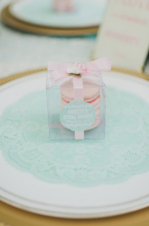 Bridal Shower Favors - Paper Ban Photography