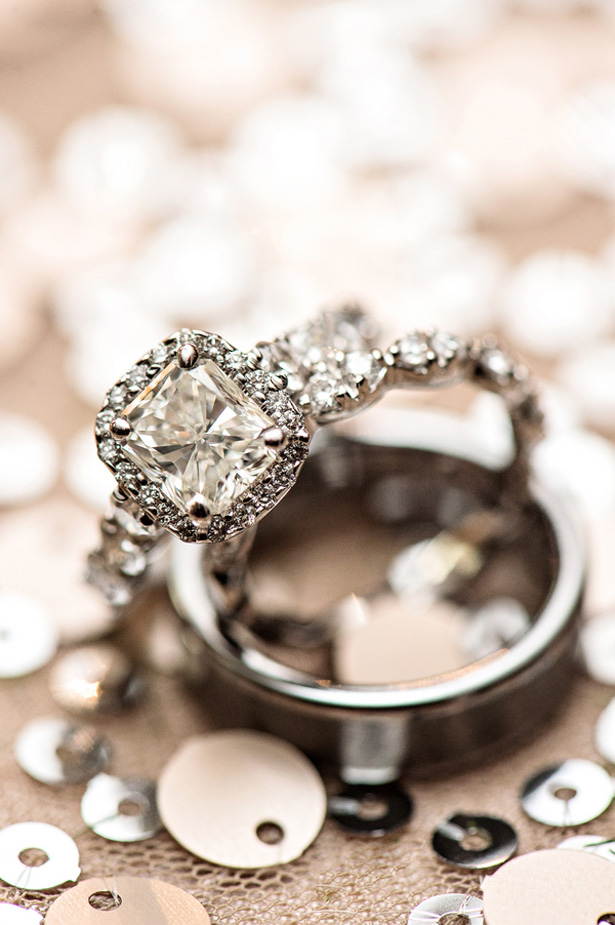 Wedding rings - Kristen Weaver Photography