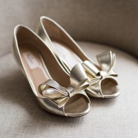 Wedding shoes - Michael David Photography