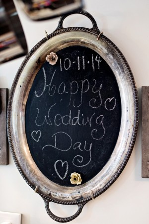Wedding signs - Kristen Weaver Photography