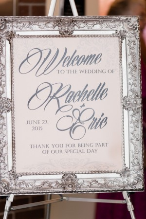 Wedding signs - Dan and Melissa