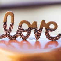 Wedding cake topper - Emily Joanne Wedding Films & Photography